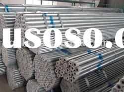 Galvanized Seamless Tubes