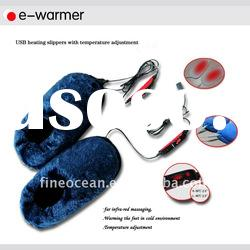 High Quality Heating Slippers USB Warm Shoes