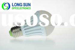 High quality CE Approval led bulb light 9W/7W/4W COB led+Alum+PC cover+2years warranty
