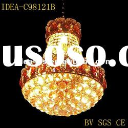 Home Supplies gold Chandelier Light