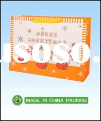 Hot Sale Christmas Gift Paper Bag