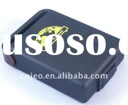 Long battery life &support SD card car /vehicle gsm alarm tracker