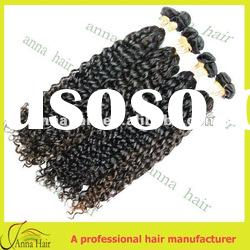 Lowest price high quality Brazilian hair human hair extension