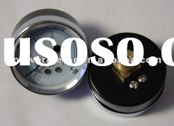 M40T black matt steel case pressure gauge parts