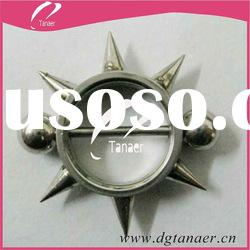 Manufacturer surgical stainless steel jewelry