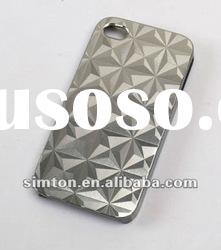 Mobile phone case for Iphone UV Electroplate IMD Cell phone case