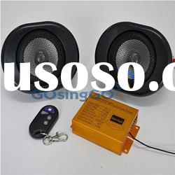 Motorcycle Alarm mp3 audio System