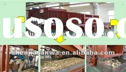 Municipal Solid Wastes (MSW) Sorting Line