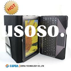 NEWEST leather cases for ASUS Transformer Prime TF201 with keyboard case