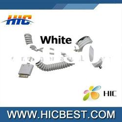 New Car Charger Adaptor for Apple iPhone 3G 3GS 4