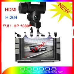 "New FULL HD 1080P H.264 Car DVR ,2.8""LCD Screen Car Black Box (DW-D-405)"