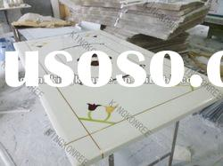 New style artificial marble table top