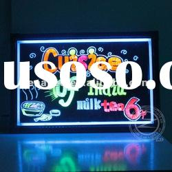 New technology products led acrylic neon message signs
