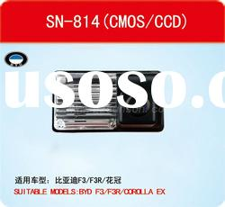 Nightvision and waterproof back view camera for byd