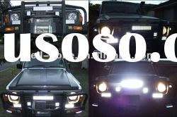 Off road LED driving light, Cree LED light bar, IP68 rated.
