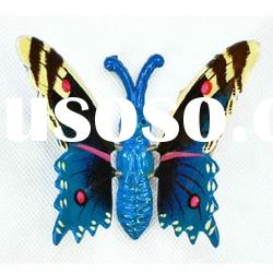 Plastic Butterfly Fridge Magnet