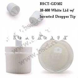 Plastic pilfer proof cap with plug seal