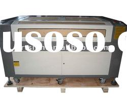 Rubber laser engraver cutter machine