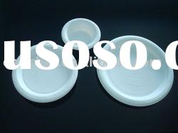 Sell white disposable plastic food container or takeaway food