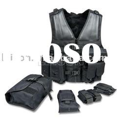 Tactical Vest with Pouches ISO and SGS standard Professional Manufacturer