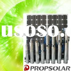 The Top Quality Solar Water Pump Submersible with Head 105M