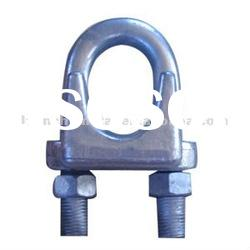 US Type Drop Forged Wire Rope Clips