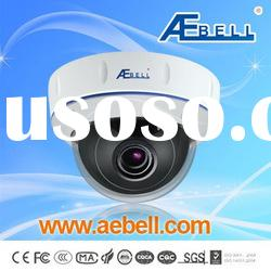 Vandal-proof Color Day/Night 480TVL CCD Dome Camera