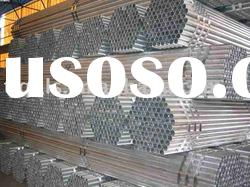 Welded Galvanized Tubes