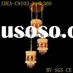 With CE SGS BV certifications Pendant Light