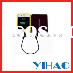YIHAO 4800mah portable universal power bank, for htc, for iphone, for Samsung, for Android, for PSP