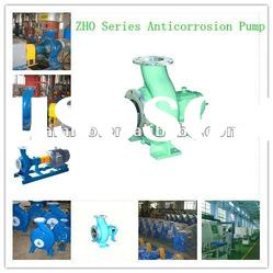 ZH&ZHO chemical Anticorrosion paper making slurry Pump with black liquid