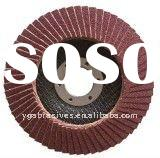 abrasive emery cloth flap disc for metal and stainless steel