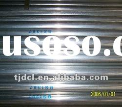 best quanlity and best price galvanized steel pipe
