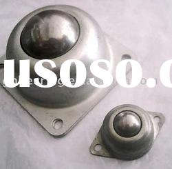 carbon steel 2-Hole flange ball transfer units