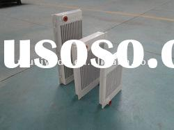 corrosion resisting aluminium plate fin water cooler for converter