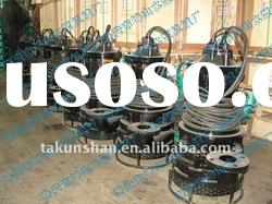 electric motor submersible dredge river sand pumps