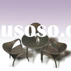 patio table set outdoor furniture rattan table and chair set