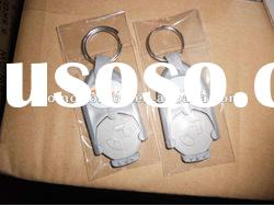 plastic euro coin holder for promotion
