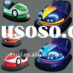 playground amusement Battery bumper car