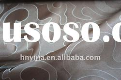 polyester jacquard curtain fabric