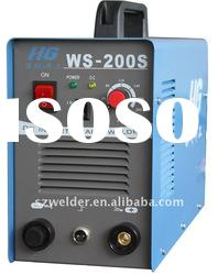 portable DC inverter tig welding machine (WS200S)