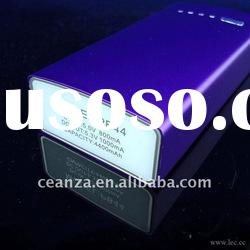portable universal power bank for 6600mah power bank