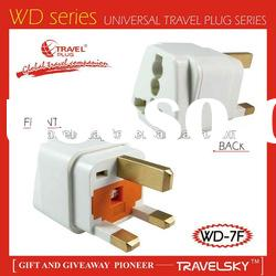 power supply adapter/ switching power adapter/switching power supply/ converter travel to UK-WD-7F