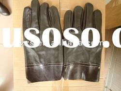 rubber and latex industrial safety gloves