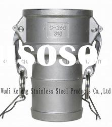 stainless steel quick coupling Type c