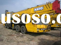 used original kato 35ton crane for sell