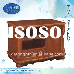wood hot sale lcd tv stand living room furniture (902#)