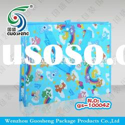 world-wide renown sewing non woven shopping bag