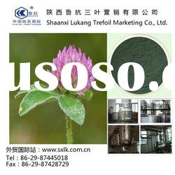100% natural red clover extract isoflavone