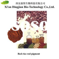 100%nature Red rice red pigment